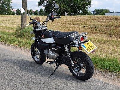 Honda Monkey 125, 2018