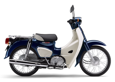 Honda Supercub, New, 2020, blue