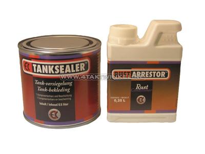 Tank Versiegelung / Beschichtung, Set