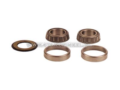 Lenkkopflagersatz, SS50, CD50, Dax, CB50, konische A-Qualität