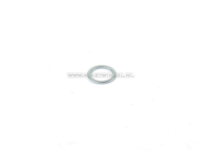 Bremspedalachse / Standachse, Ring, 17mm, original Honda