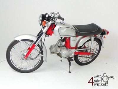 Honda CD50s, Japanese, 11047 km