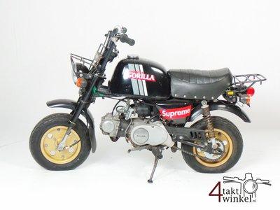 Honda Gorilla, Japanese, 9037 km
