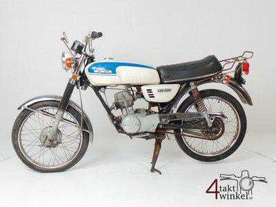 RESERVIERT ! Honda CB50 K1, Japanese, 3365 km