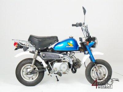 Honda Monkey, Japanese, 4808 km