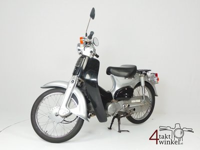 Honda C50 NT Japanese, silver, 12274 km, with papers