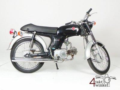 VERKAUFT Honda CD50s, Japanese, 2718 km