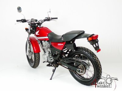 verkauft ! Honda FTR223, Japanese, 21028 km