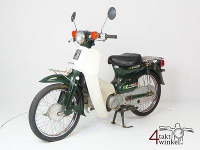Honda C50 NT Japanese, green, fixer upper