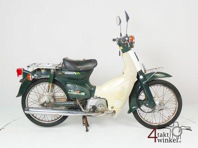 VERKAUFT ! Honda C50 NT Japanese, green, fixer upper 4