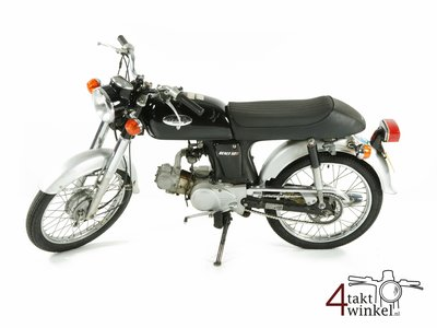 Honda CD50s benly Japanese, black, 22487 km, with papers