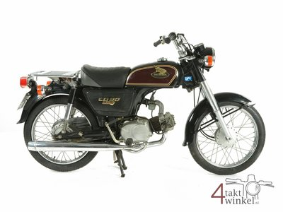Honda CD90 Japanese 12625 km, with papers