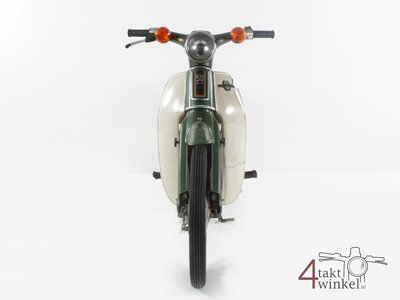 Honda C50 K1 Japanese, 1527 km, with papers!