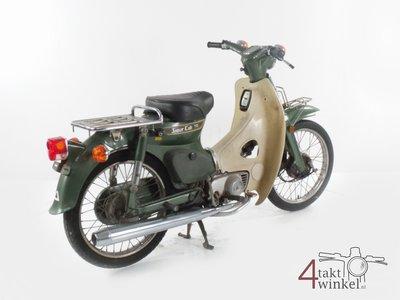 RESERVIERT Honda C70 K1 Japanese, green, 16999km