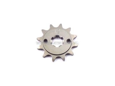 Ritzel, 415 Kette, 17 mm Welle, 12, C310, PC50, PS50