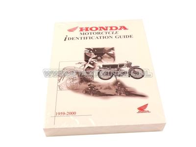 Honda Modelle Buch
