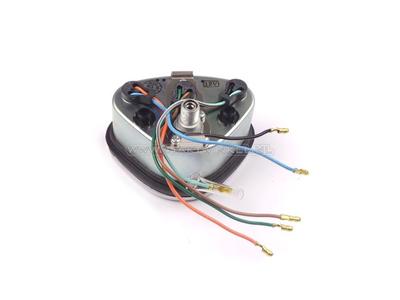 Tachometer Dax bis 80 km/h, original Honda, NOS