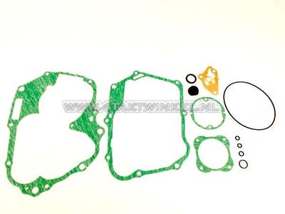 Dichtungssatz B, Motorbasis, SS50, CD50 manuell Kupplung, original Honda