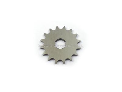 Ritzel, 415 Kette, 20 mm Welle, 16, Novio, Amigo, PC50