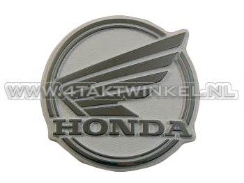 Beinschutz-Emblem C50 NT, moderner Stil, original Honda