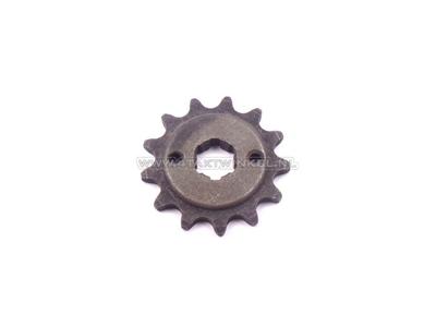 Ritzel, 415 Kette, 17 mm Welle, 13, C310, PC50, PS50