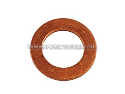 Ring 12mm, Ölablassschraube Kupfer