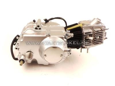 Motor, 85 ccm, manuelle Kupplung, Lifan, 4-Gang, Silber