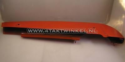 Kettenschutz halb C50 OT hoch Modell, oben, NOS, Original Honda, Farbe unbekannt!