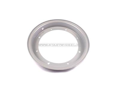 Felge Dax 10 Zoll Stahl, halb links, 2.50 Standard