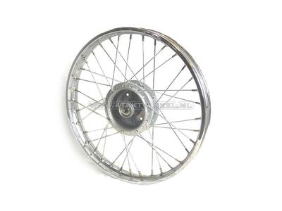 Rad komplett, Hinterrad, 17 Zoll C50, CD50, Nachfertigung