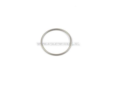 Gabelclip / Ring SS50, CD50, unten, original Honda