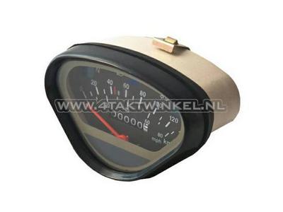 Tachometer Dax bis 140 km/h Nachfertigung