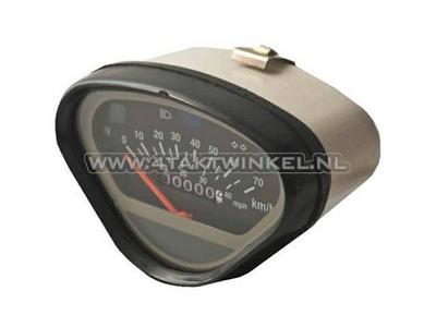 Tachometer Dax bis zu 70 km/h Nachfertigung