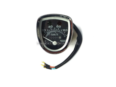 Tachometer C50 bis 100 km/h Nachfertigung