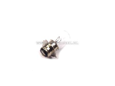 Scheinwerfer Lampe P15d, Doppelt, 12 Volt, 35-35 Watt, zB SS50 Nachfertigung-Sockel