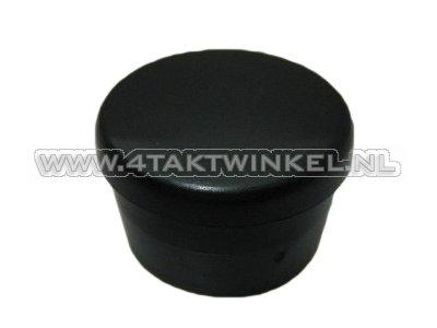 Schwingenkappe schwarz, original Honda