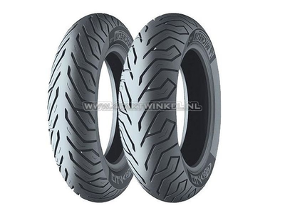 Reifen 12 Zoll, Michelin City Grip, Set 120-70 & 130-70