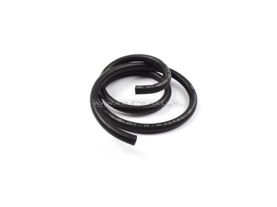 Ölschlauch schwarz 7,5 mm - 13,5 mm pro Meter