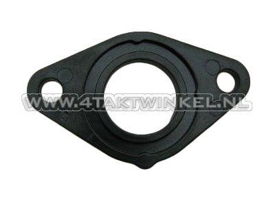 Ansaugkrümmerdichtung / Isolator 20 mm breiter Flansch ex.O-Ring, original Honda