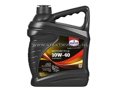 Öl Eurol 10W-40 halbsynthetisch 4 Liter