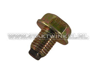 Ölablassschraube magnetisch M12 x 1,5 Typ 1