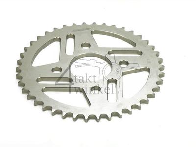 Kettenrad Replica Dax, Ape, PBR 42 aluminium
