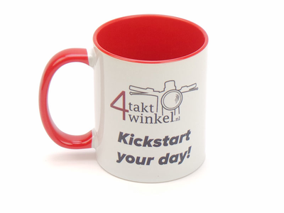 Becher, Kickstart your day! 300ml