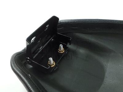 Sitzbank, C50 NT, C50 Replika, Streetcub, lang, schwarz
