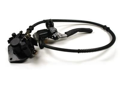 Bremssattel + Bremspumpe, alternatives AGM Cafe Racer, Classic, Raw 50