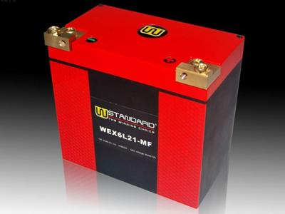 Batterie Lithium 12 Volt 21 Ampere L