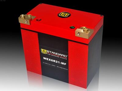 Batterie Lithium 12 Volt 21 Ampere R