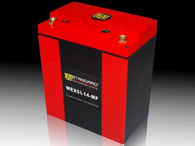 Batterie Lithium 12 Volt 14 Ampere L