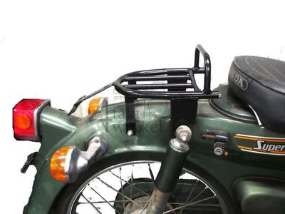 Gepäckträger C50 hinten, NT & K1, Streetcub, schwarz