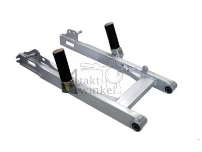 Schwinge C50, C70, C90, SS50, CD50 Stahl rechteckig, mit Fußrast